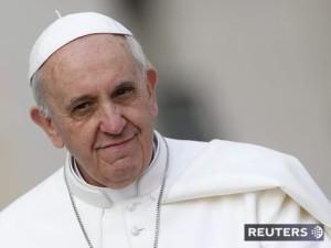 Pápež František. Autor: Reuters, STEFANO RELLANDINI