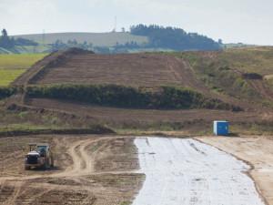 Severná diaľnica D1 pri Prešove. Autor: Ľuboš Pilc, Pravda