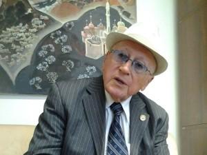 Prežil tábor smrti, v ktorom zahynulo štvrť milióna ľudí. Philip Bialowitz - jeden z posledných žijúcich svedkov zo Sobiboru. Autor: Miroslav Čaplovič, Pravda